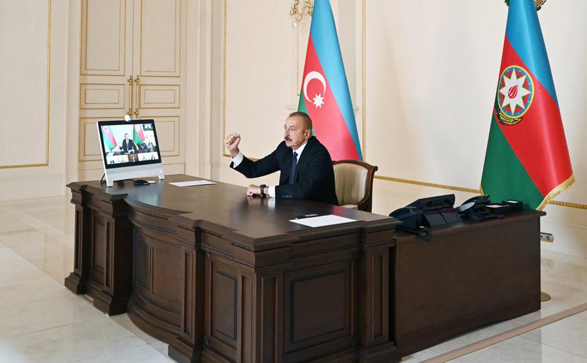 Ильхам Алиев