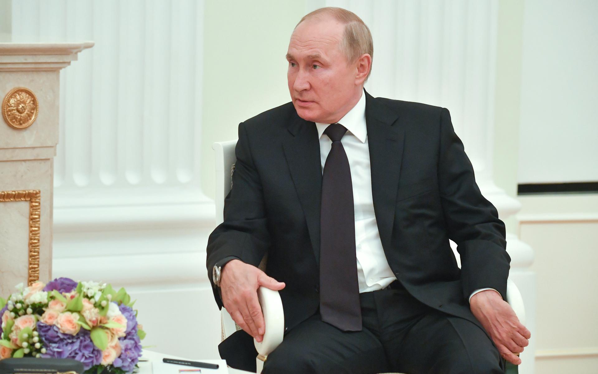Фото: Михаил Воскресенский/POOL/ТАСС