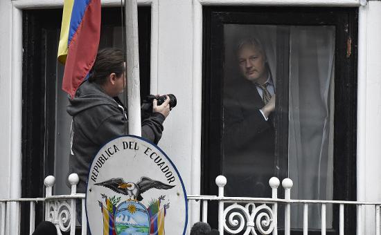 Основатель WikiLeaksДжулиан Ассанж