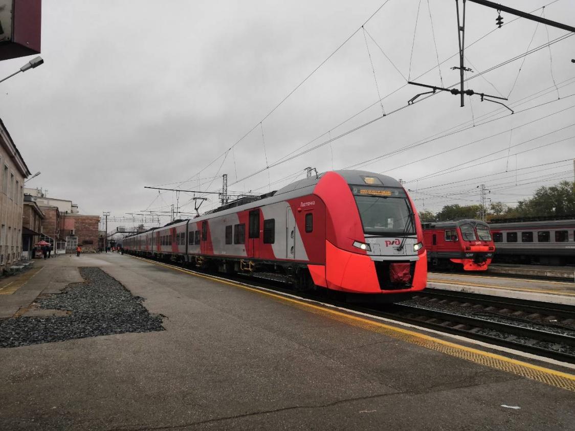 В маршруте «Ласточки» Пермь – Краснокамск появится новая остановка