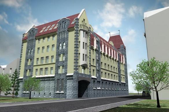 Проект жилого дома «Торкельская ратуша»