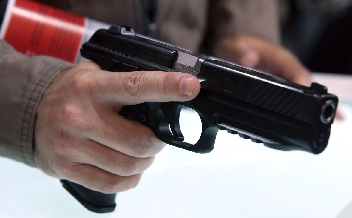 Пистолет Лебедева от концерна «Калашников»