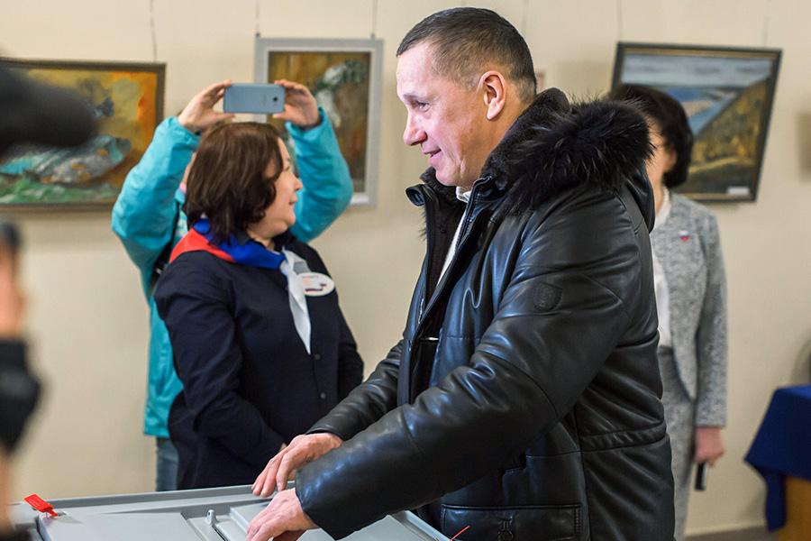Фото:Мичил Яковлев / ТАСС