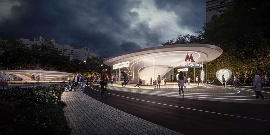 Фото: Zaha Hadid Architects via mos.ru