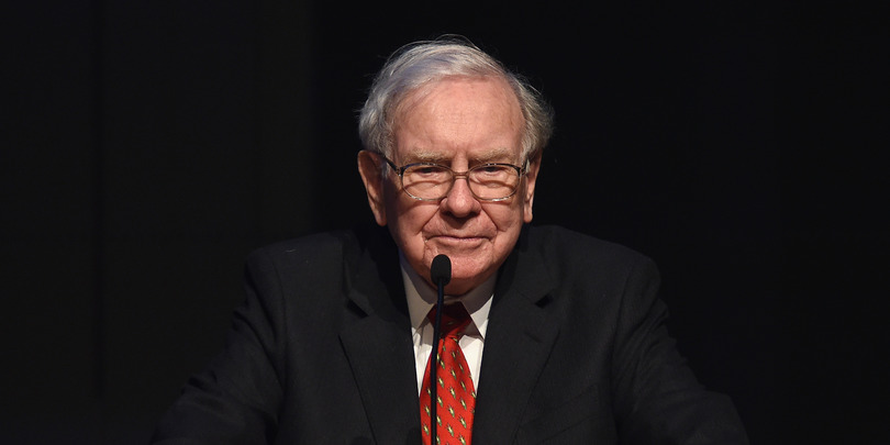 Глава Berkshire Hathaway Уоррен Баффет