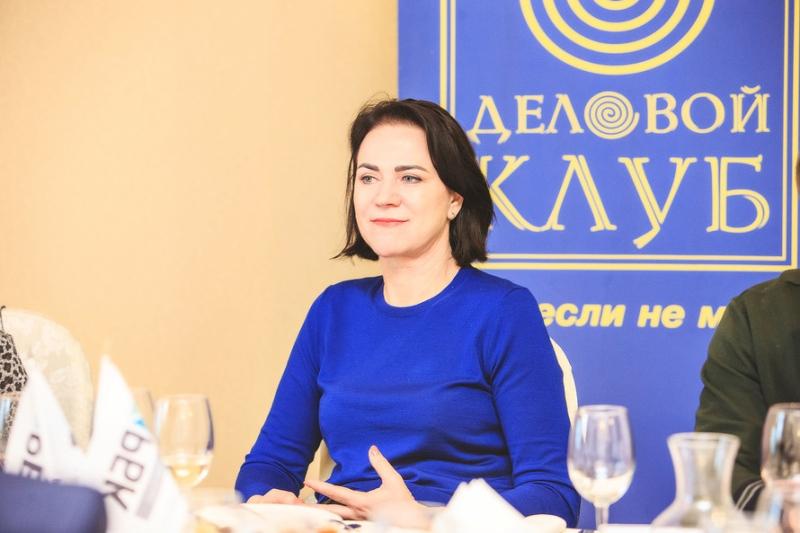 Елена Реут, генеральный директор ООО «Торговый Дом «Питер-Кельн», руководитель Рекрутингового агентства Елены Реут