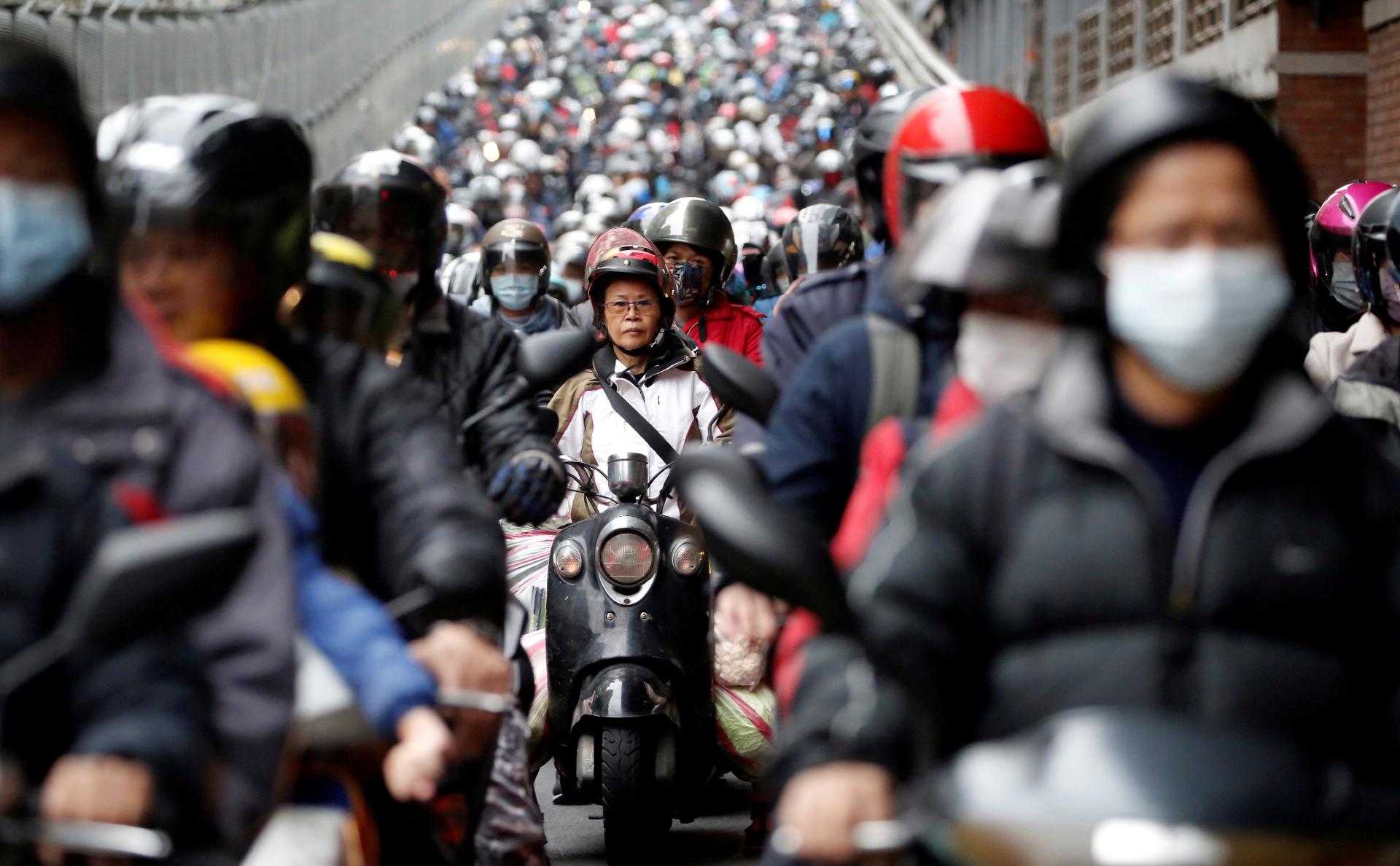 Фото:Ann Wang / Reuters