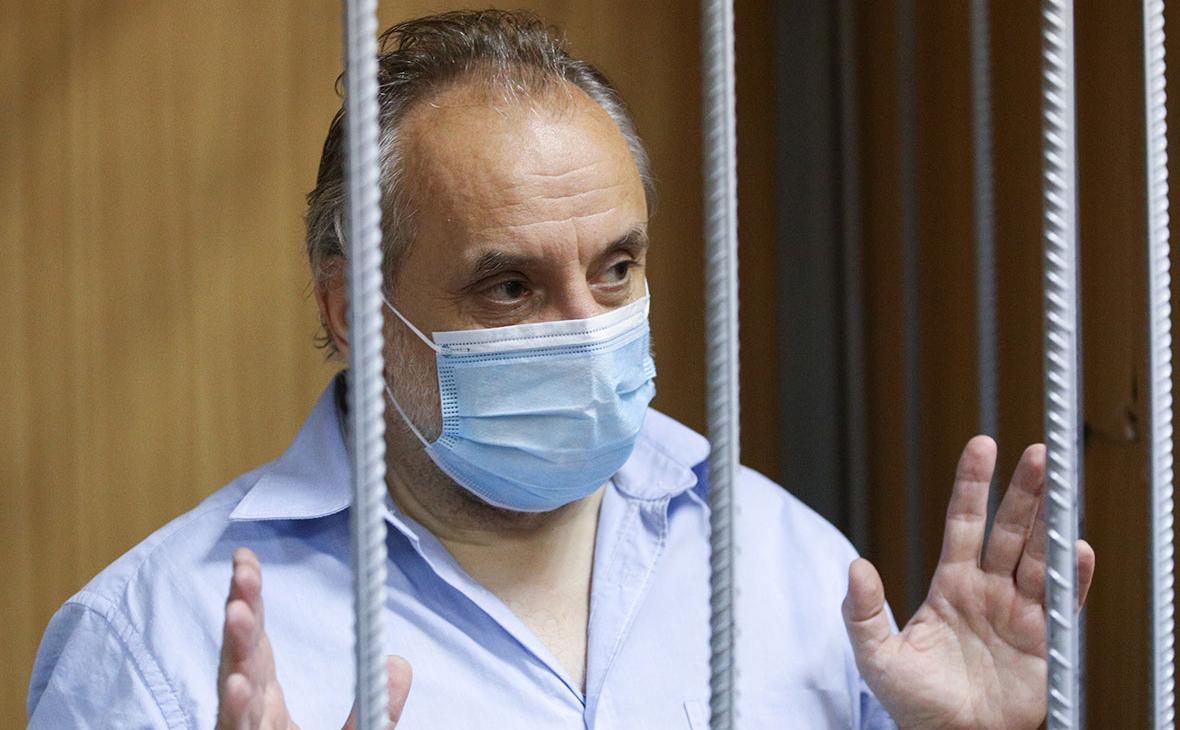 Приговор депутату Мосгордумы Шереметьеву вступил в силу