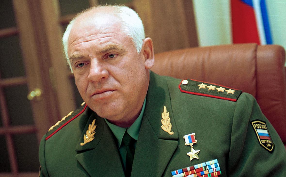 Виктор Казанцев