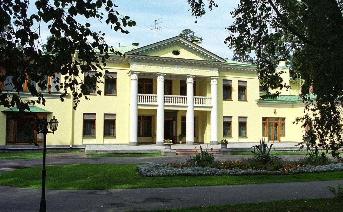 Резиденция президента России Владимира Путина в «Ново-Огарево»