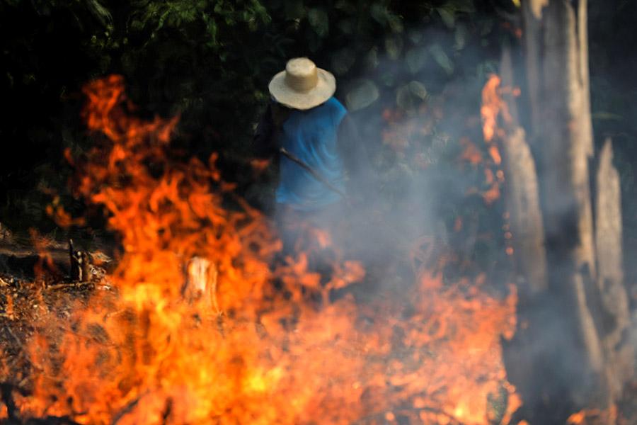 Фото:Bruno Kelly / Reuters