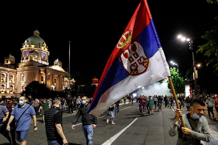 Фото:Darko Vojinovic / AP