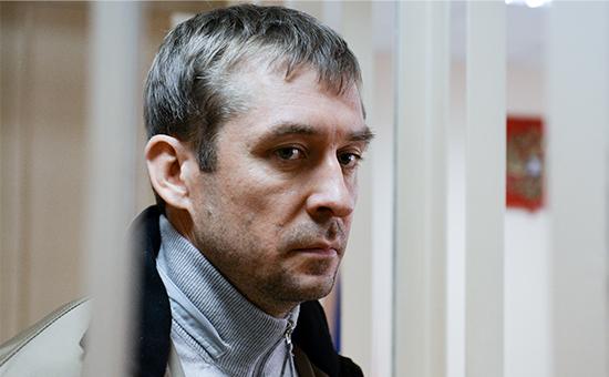 Замглавы антикоррупционного главка МВД Дмитрий Захарченко