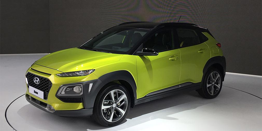 Hyundai Kona  Самый маленький кроссовер в линейке Hyundai — модель Kona — как утверждают корейцы, станет азиатским автомобильным брендом номер один в Европе уже к 2021 году.