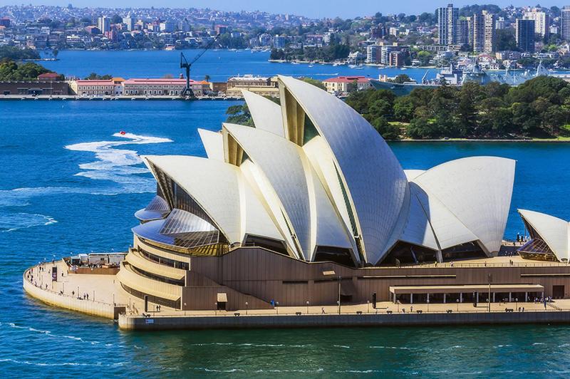 Сиднейская опера в Австралии