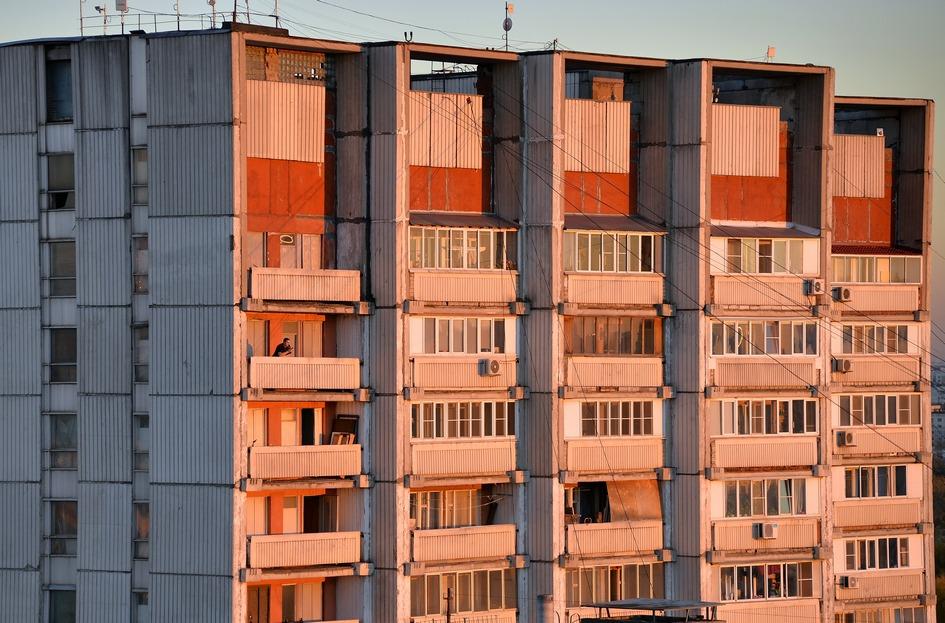 Жилой дом серии II-68-01/16 в районе Печатники