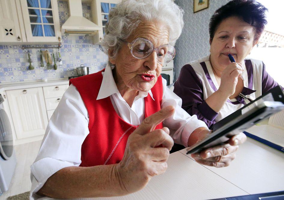 Пожилой человек может заявить, что полностью не осознал свои действия при заключении сделки