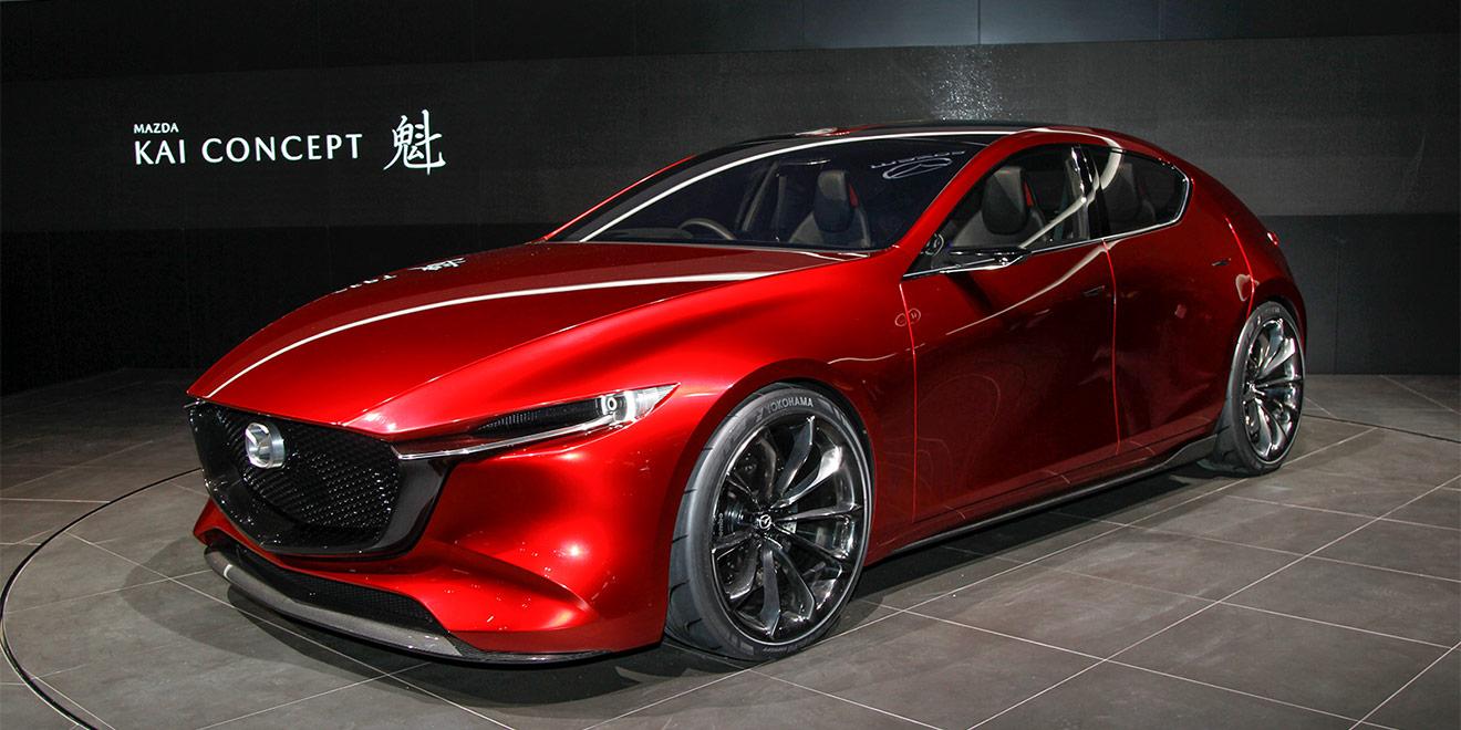 Токийский автосалон 2020