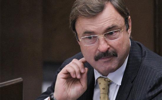 Бывший сенатор, основной владелец компании «ФосАгро» миллиардер Андрей Гурьев