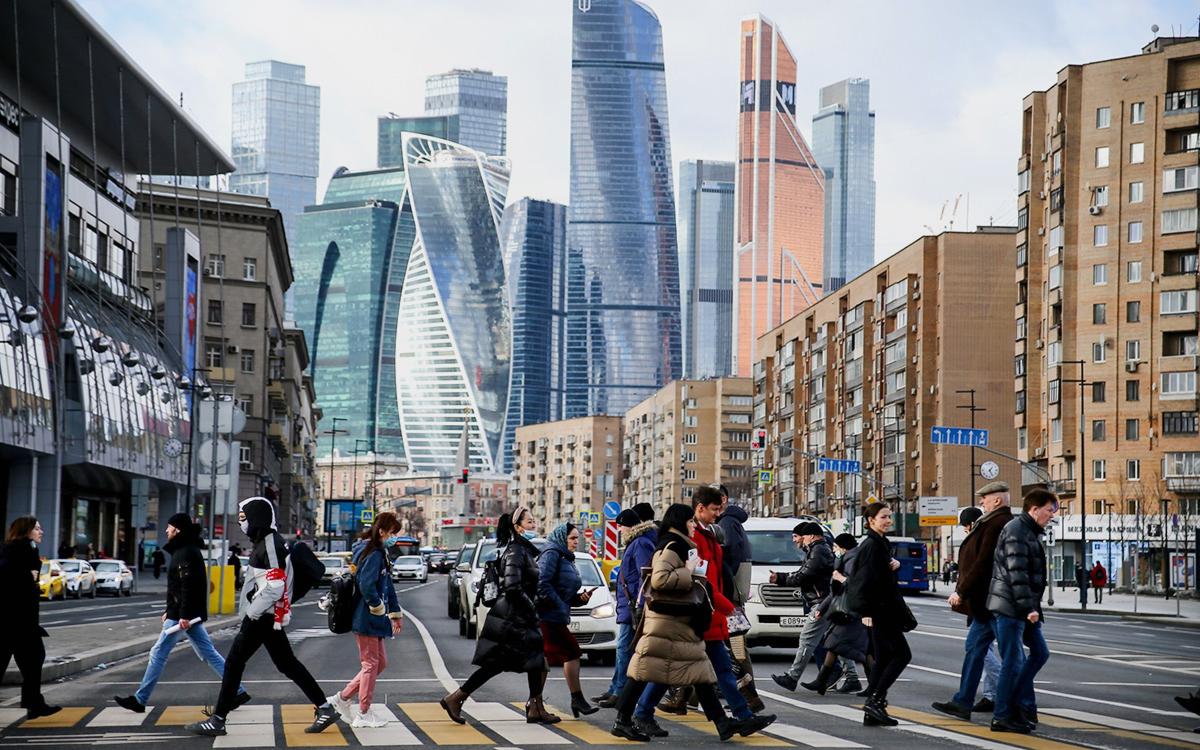 Синоптик спрогнозировал потепление в Москве на следующей неделе