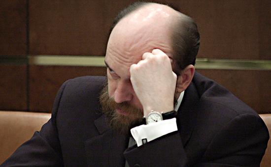Бывший сенатор и экс-владелецМежпромбанка СергейПугачев