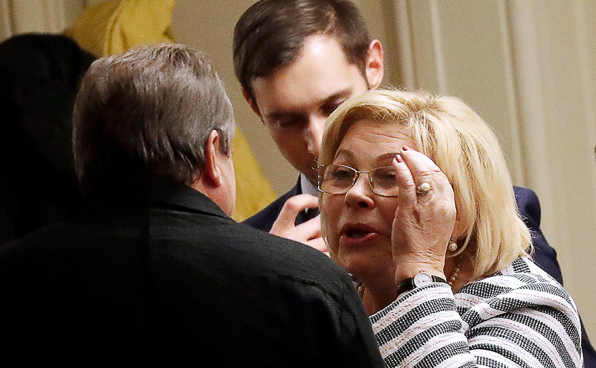 Алексей Учитель и Елена Драпеко на спецпоказе фильма «Матильда»