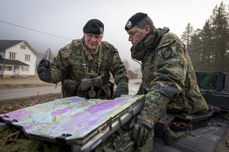 Фото: SGM Marco Dorow / German Army