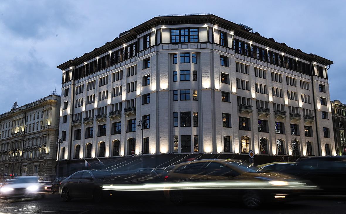 Здание Министерства транспорта