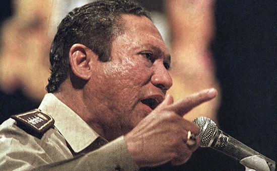 Мануэль Норьега