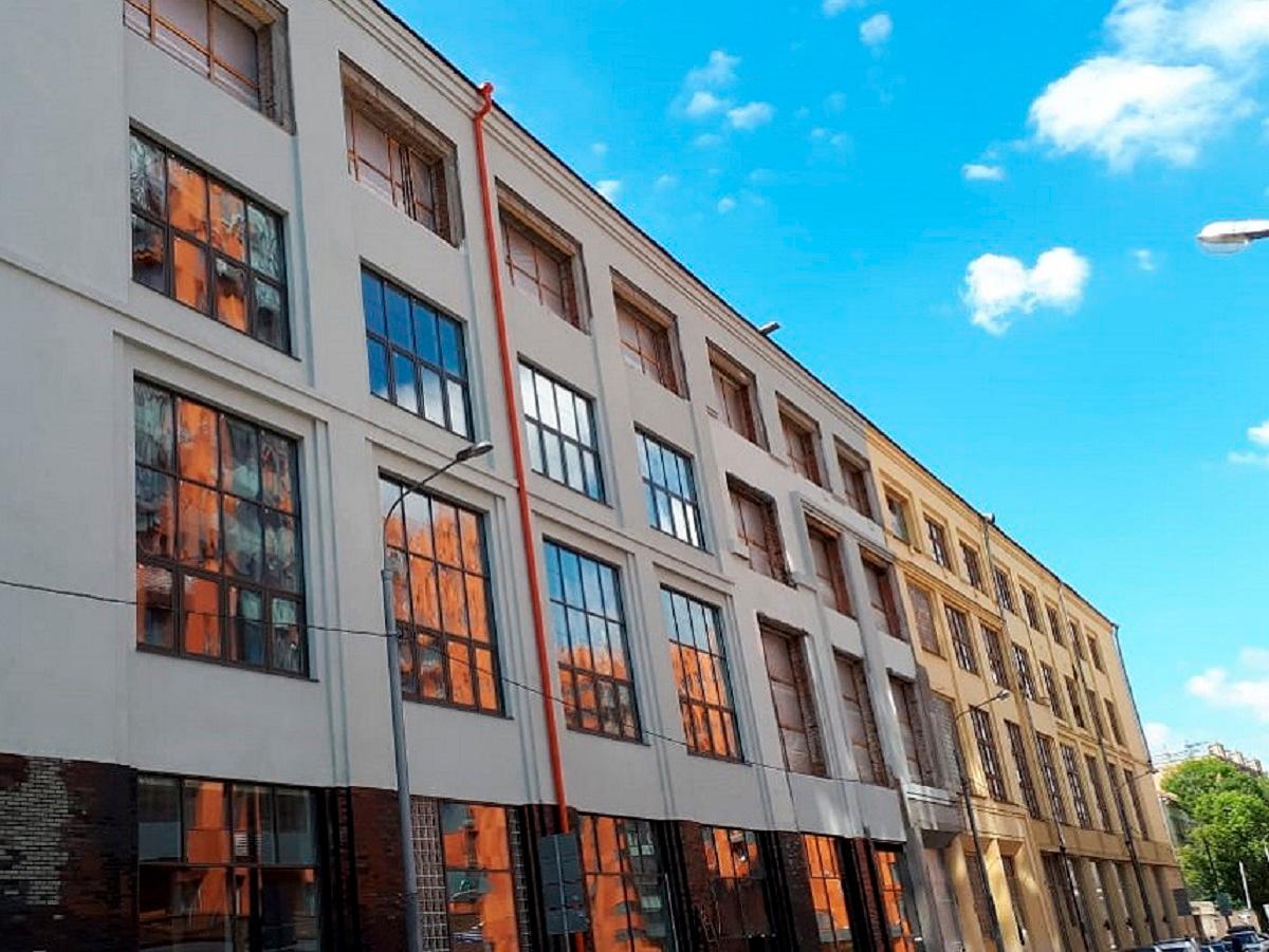 Адрес: Столярный пер., 3  Девелопер: KR Properties  Арендуемая площадь: 11700 кв. м  Ввод в эксплуатацию: 1-й квартал