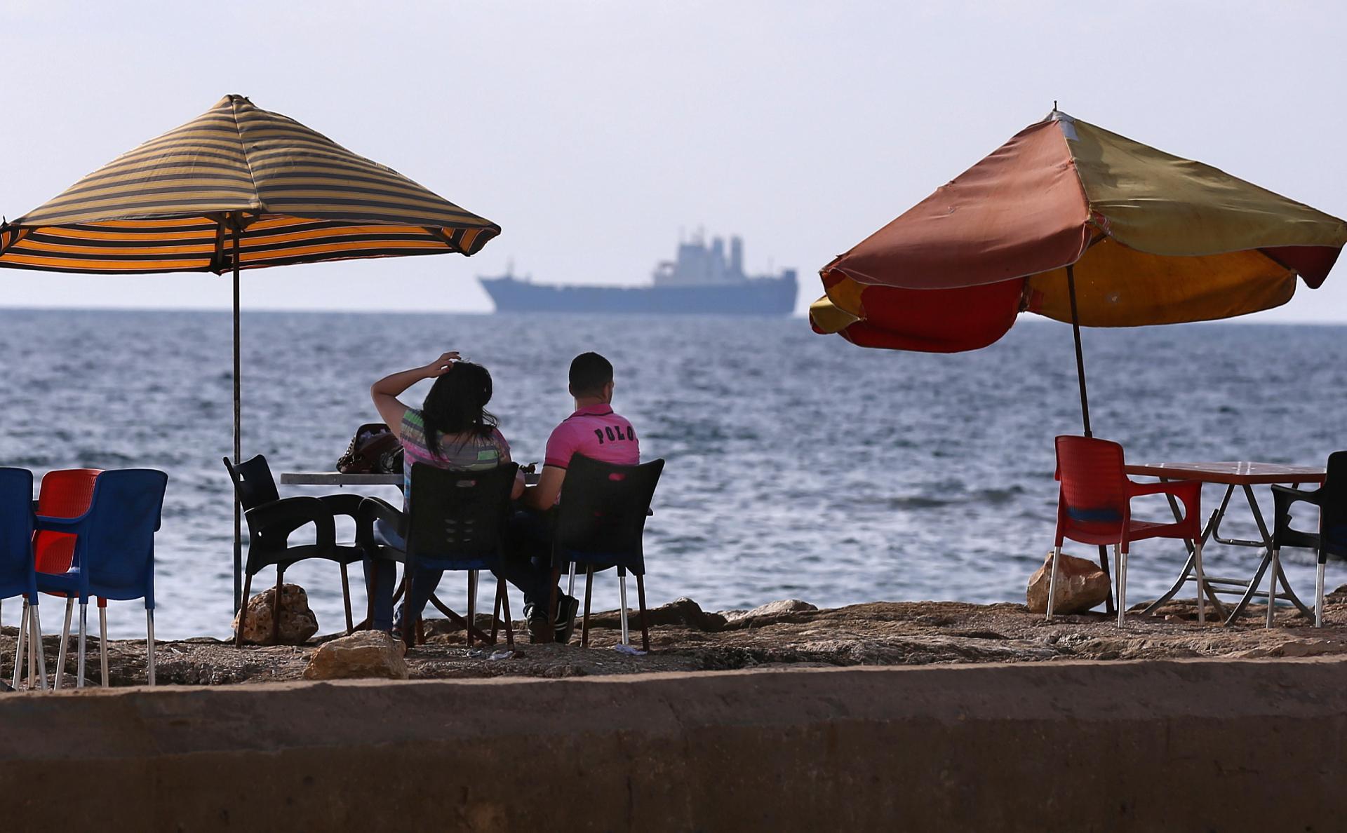 Порт Тартус, Сирия