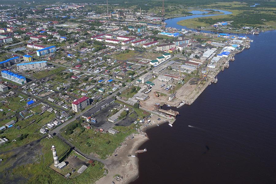 Порт Поронайск