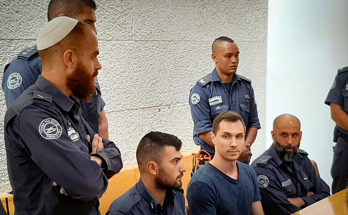 Алексей Бурков в Высшем суде справедливости Израиля
