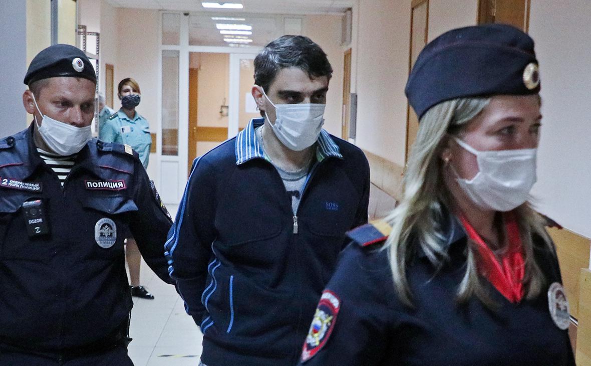 Оглашение приговора Сергею Хачатурову