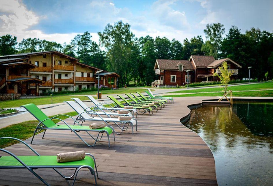Отель WELNA Eco Spa resort