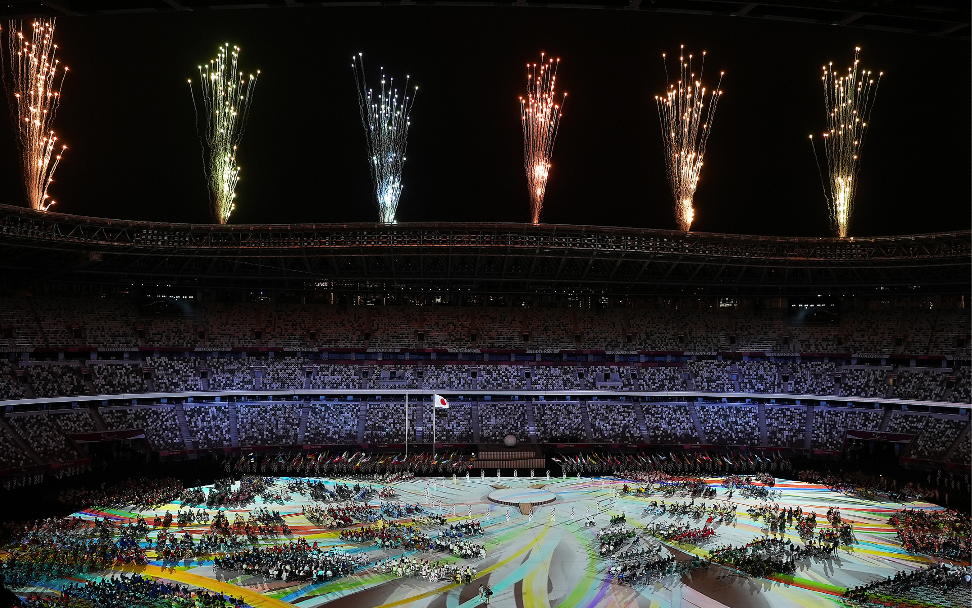 Фото: Jue/Getty Images for International Paralympic Committee