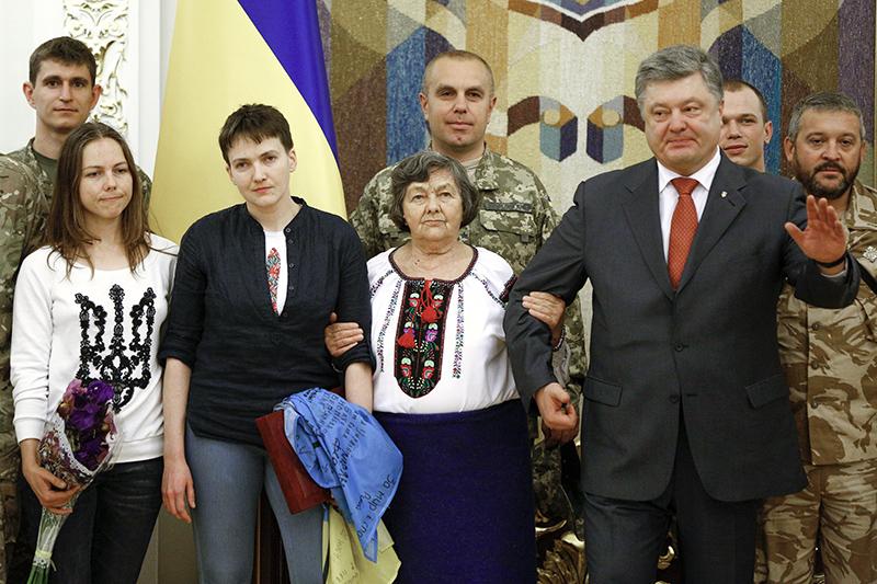 Фото:Sergei Chuzavkov/AP