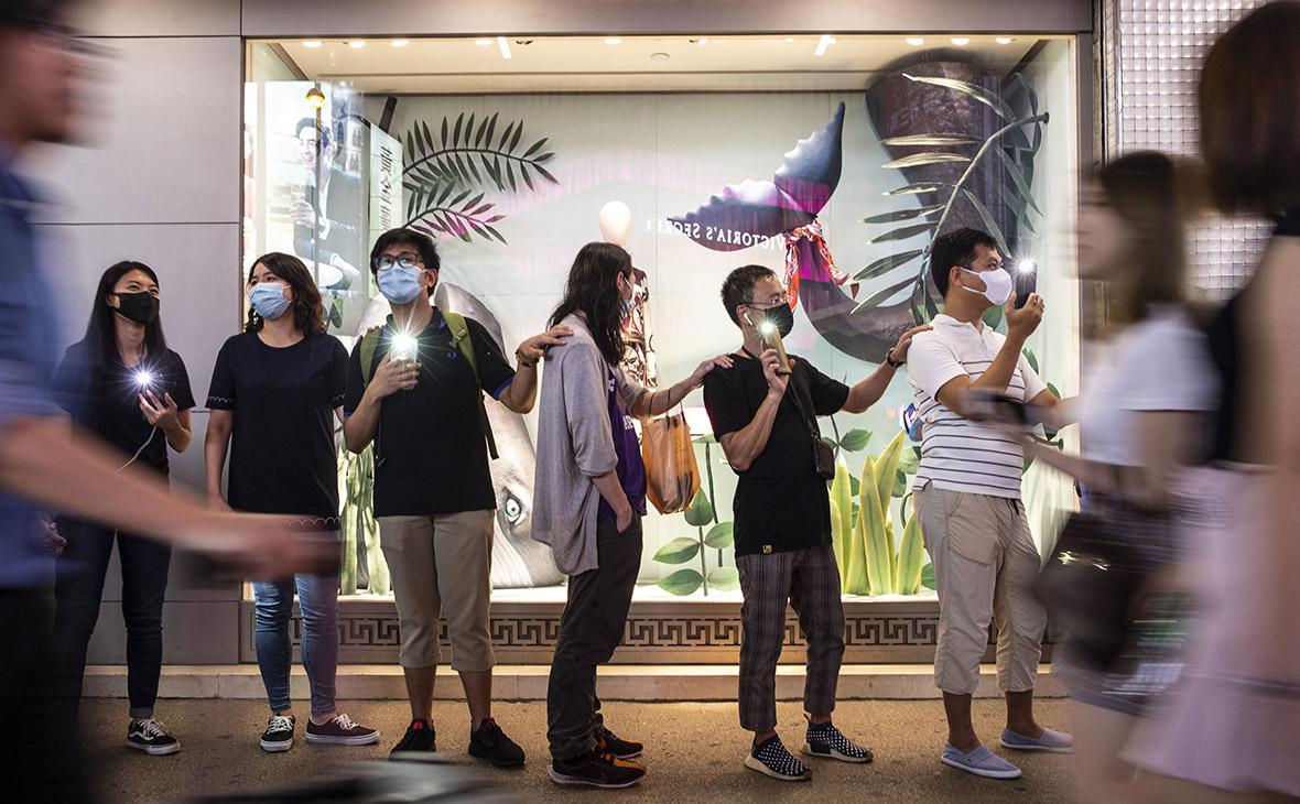 Фото: Chan Long Hei / Bloomberg