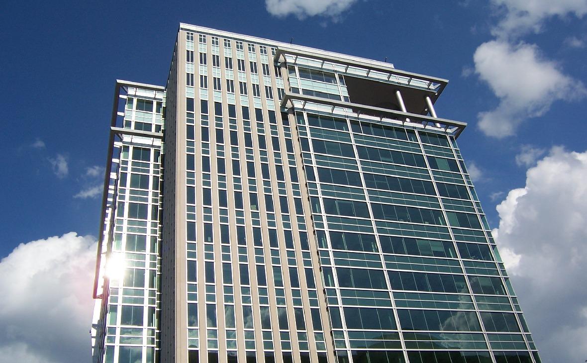 Штаб-квартира Simon Property Group в Индианаполисе