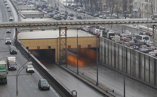 Волоколамский тоннель