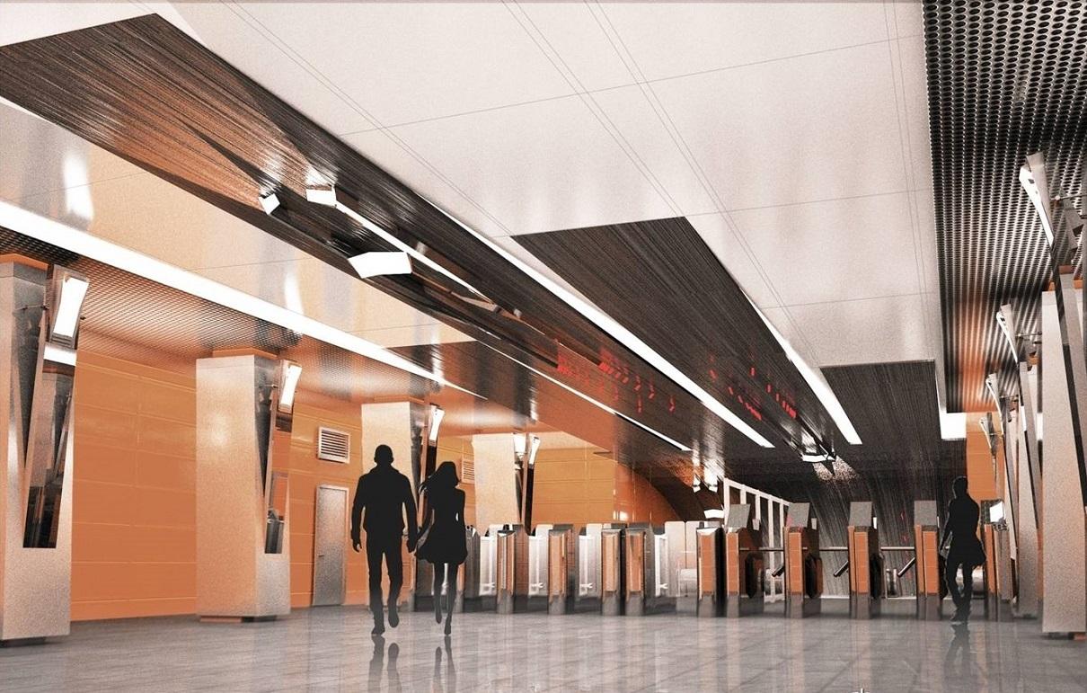 Станция «Боровское шоссе