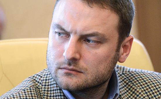 Министр промышленной политики Крыма Андрей Скрынник