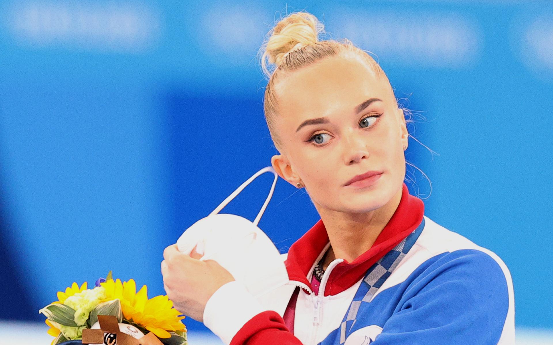 Фото: Ангелина Мельникова (Сергей Бобылев/ТАСС)