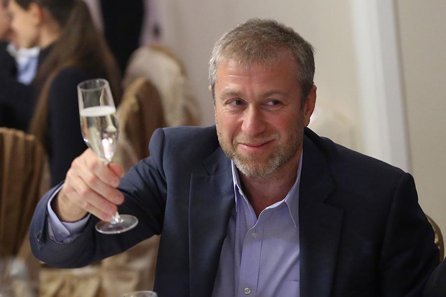 Бизнесмен, миллиардер, владелец футбольного клуба «Челси» Роман Абрамович