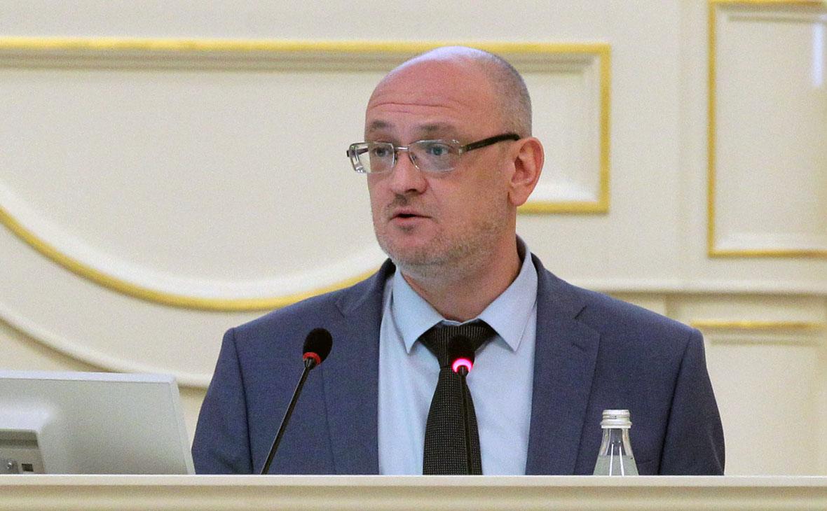 В парламенте Петербурга проверят сообщения о задержании депутата Резника