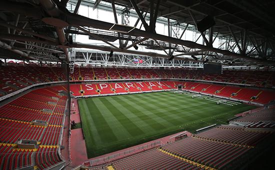 Арена спартак москва футбольный клуб ночные клубы в ростове к