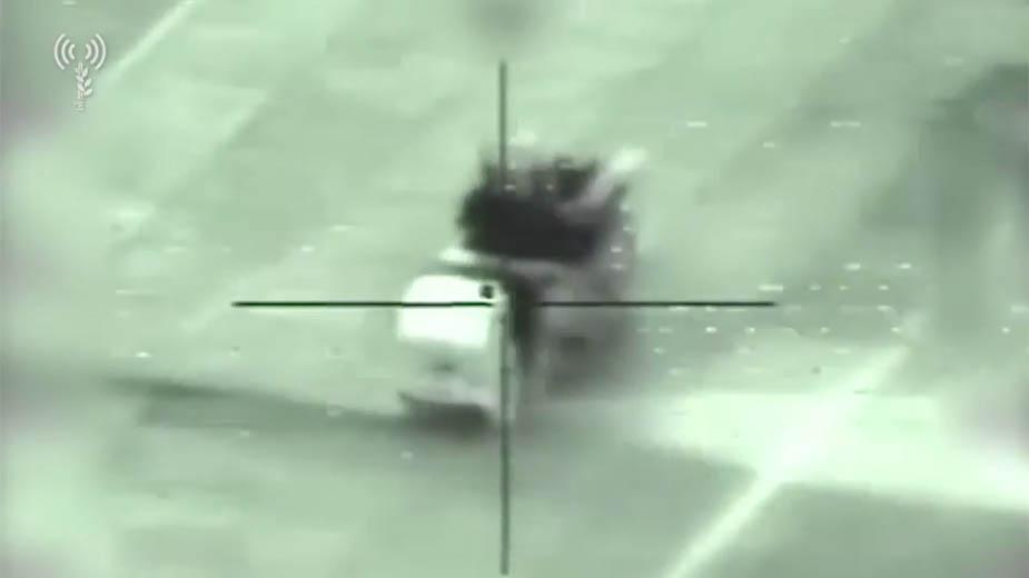 Видео:Пресс-служба армии Израиля / Jpost.com