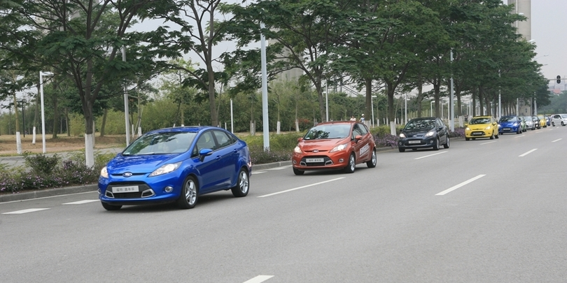 Фото: пользователя Ford Asia Pacific с сайта flickr.com