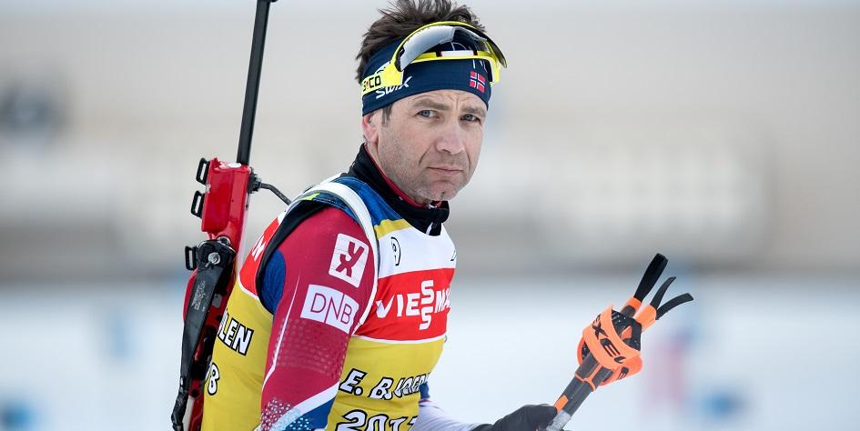 Тренер сборной Норвегии допустил участие Бьорндалена в Олимпиаде