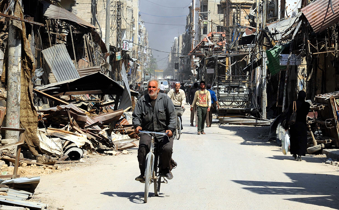 Дума, Сирия